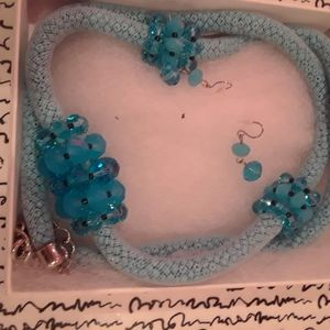 New Seeded Bead Necklace Set